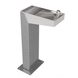 Fontaine à eau potable 1 robinet PMR Miniminus - Leader Equipements