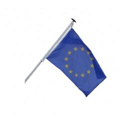 Visuel du drapeau pavillon de l'Union Européenne à hisser sur mât - Leader Equipements