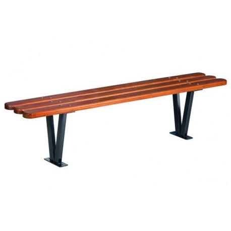 banquette publique en bois bruges mobilier urbain ext rieur. Black Bedroom Furniture Sets. Home Design Ideas