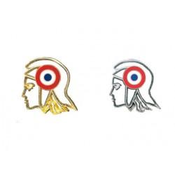 Visuel de l'Insigne boutonnière Marianne Pin's pour Élu municipal - Leader Equipements