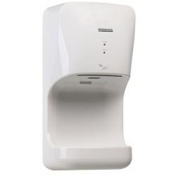 Bloc mural sèche-mains automatique horizontal - Airsmile 1400 W - adapté PMR - Leader Equipements
