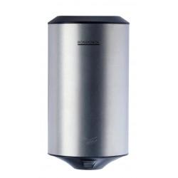 Sèche-mains compact automatique horizontal en Inox brossé - STORMA 1150 W - Leader Equipements