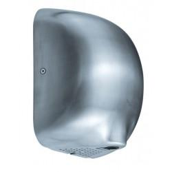 Sèche-mains mural automatique horizontal en Inox brossé - Zelis 1400 W - Leader Equipements