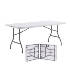 Table forain polypro pliante en 2