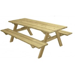 Table de picnic en bois Munich