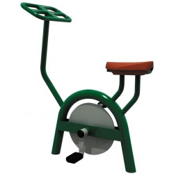 Cardio training et parcours santé : le vélo elliptique avec Leader Equipements