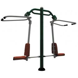 Musculation : équipez votre parcours santé avec notre module ascenseur