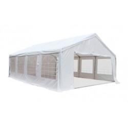 Tente pliante pro pour ERP 5 x 8 m - tubes Ø 76 mm - PVC M2 - hauteur 220cm - Leader Equipements