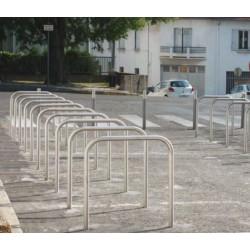 Range vélo en inox