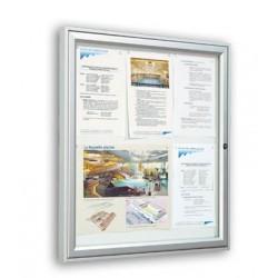 Panneau d'affichage extérieur - Leader équipements