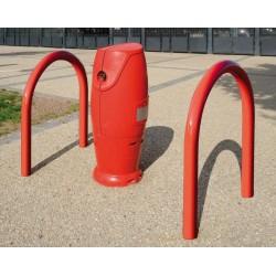 Epingle de sécurité pour borne incendie