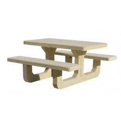 Table de picnic en bois Salsa
