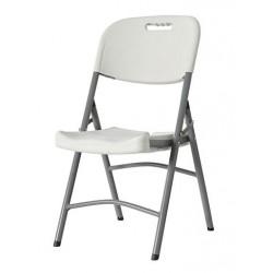 Chaise pliante salle des fêtes en polypro Polychaise - Leader Equipements
