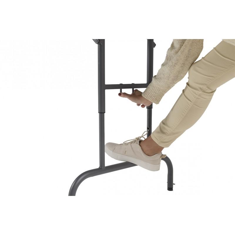 Table de travail pliante table de travail r glable en - Table de travail reglable en hauteur ...