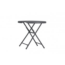 Petite table ronde polypro 81 cm