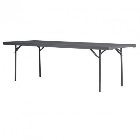 Belle Table Polypro Aux Finitions De Qualite Cette Table Pliante