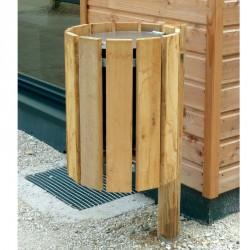 Corbeille en bois Féroé 50 litres