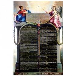 Déclaration Universelle des Droits de l'Homme et du Citoyen - Historique