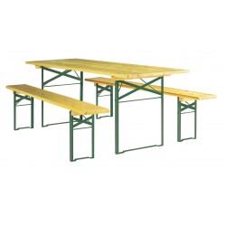 Table pliante pour collectivités Pragues