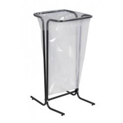 Support sacs-poubelles intérieur avec pédale