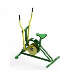 Vélo elliptique pour renforcement musculaire sur tout le corps