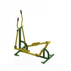 Appareil de renforcement musculaire intense, pédalo ski pour jambes et abdominaux