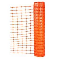 Grillage de chantier standard coloris orange