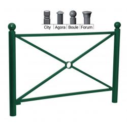 Barrière de ville Province