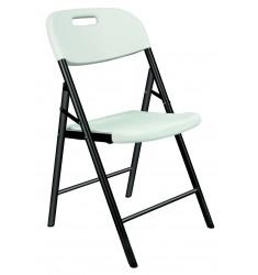 Chaise pliante en polypro Malaga