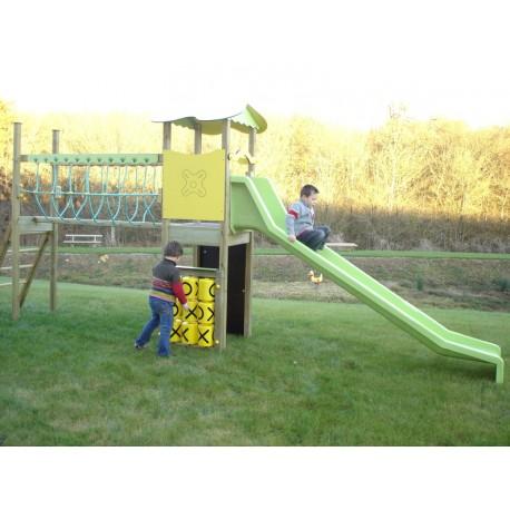 Visuel de la structure de jeu de plein air Bouton d'Or Junior