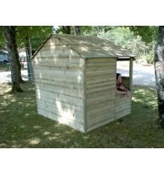Maisonnette en bois Montagnarde