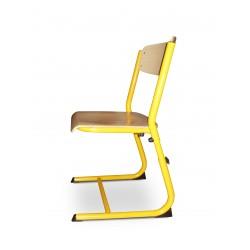 Visuel de la chaise scolaire réglable