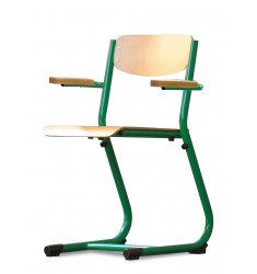 Chaise professeur (chair)