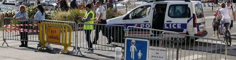 Installez une barrière de police dans votre commune