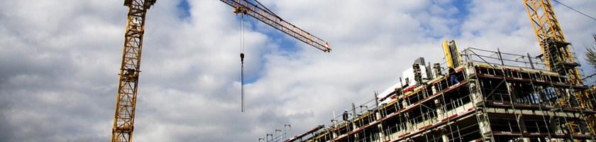 Construction d'immeuble collectif