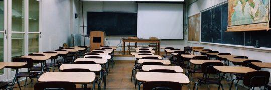 Mobilier scolaire pour enseignant