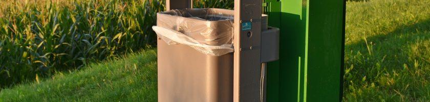 Hygiè,e et sécurité : la poubelle urbaine