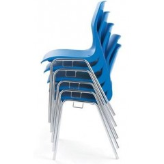 Chaise empilable
