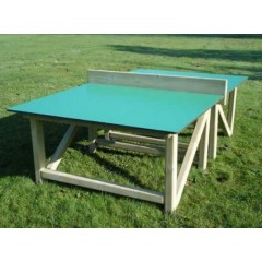 Table ping pong en compact/composite