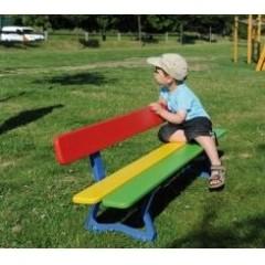 Mobilier extérieur pour aire de jeux et écoles