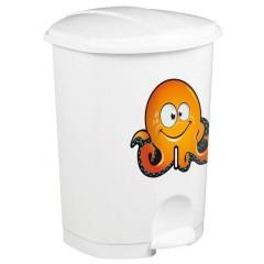 Poubelles pour sanitaire et distributeur de couvre-siège