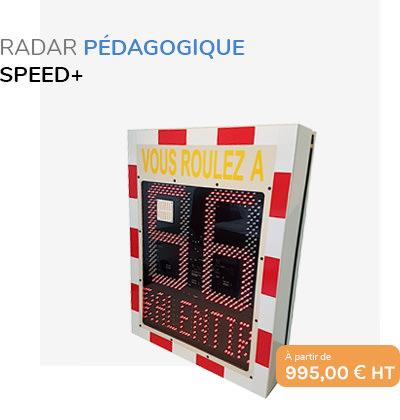 Radar Pédagogique dissuasif
