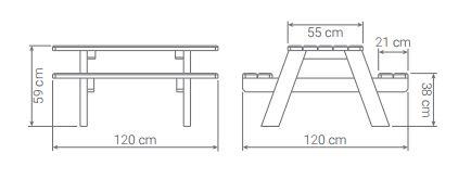 dessin-technique-de-la-table-picnic-nino